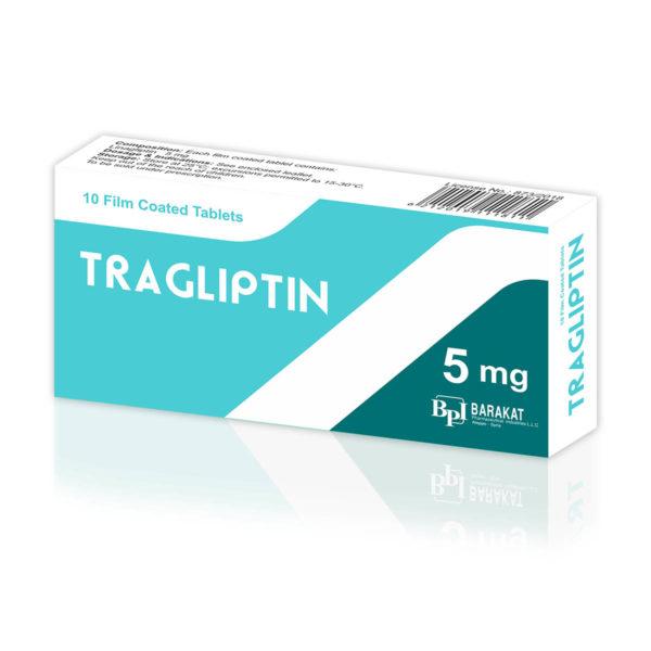 Tragliptin - Barakat Pharma