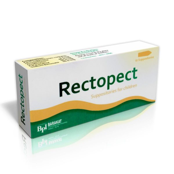 Rectopect - Barakat Pharma