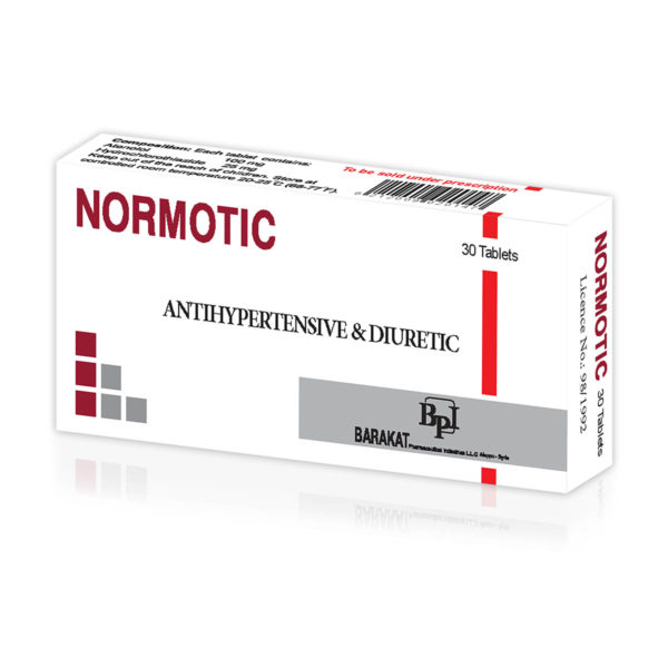 Normotic - Barakat Pharma