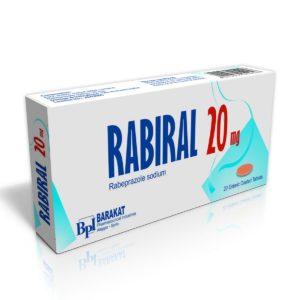 Rabiral-20 - Barakat Pharma
