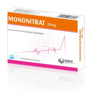 Mono 20 - Barakat Pharma