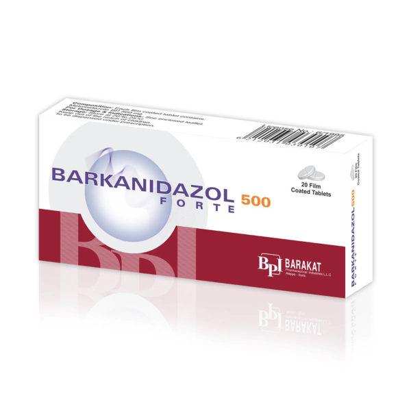 Barkanidazole - Barakat Pharma