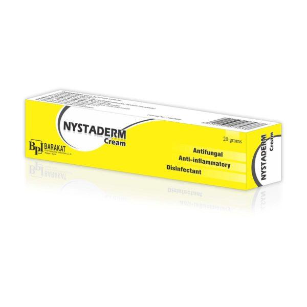 Nystaderm - Barakat Pharma