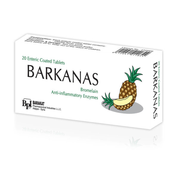 Barkanas - Barakat Pharma