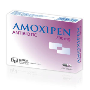 Amoxipen - Barakat Pharma