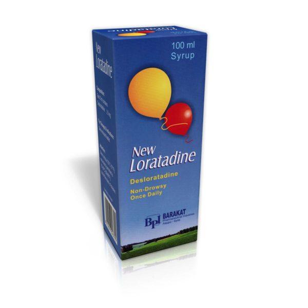 New Loratadine - Barakat Pharma