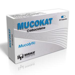 Mucokat Carb - Barakat Pharma
