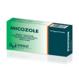 Micozole - Barakat Pharma