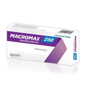 Macromax 250 - Barakat Pharma