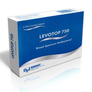Levotop-750 - Barakat Pharma