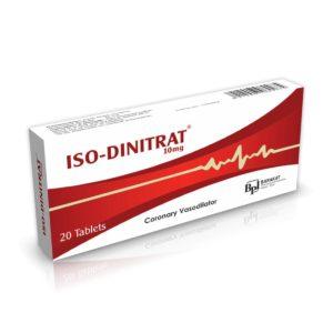 Iso Dintrat 10 - Barakat Pharma