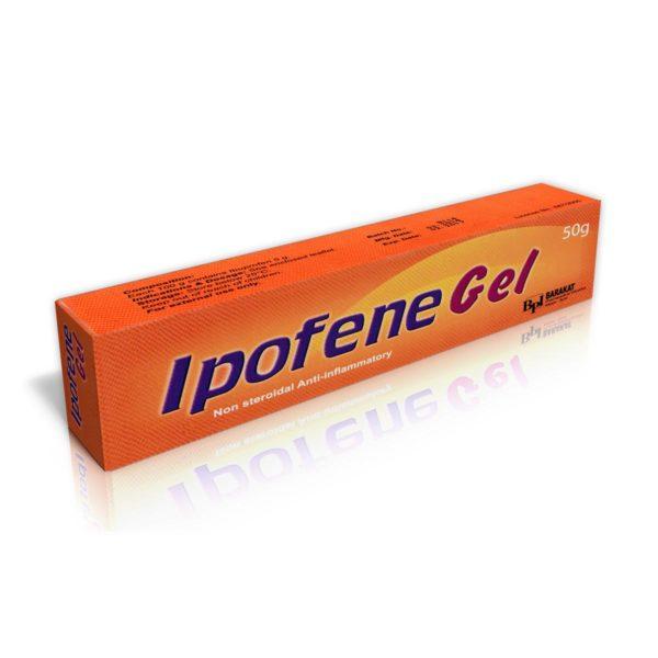 Ipofene Gel - Barakat Pharma