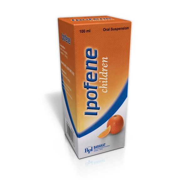 Ipofene Children - Barakat Pharma