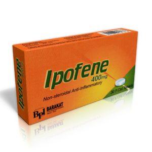 Ipofene-400 - Barakat Pharma