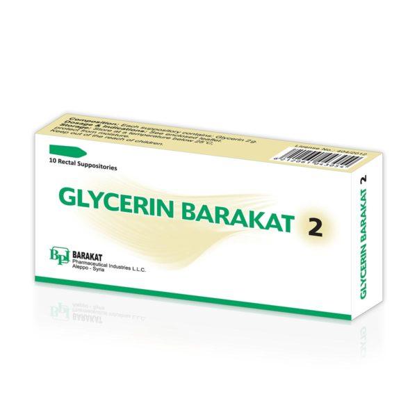 Glycerin Barakat - Barakat Pharma