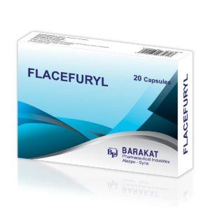 Flacefuryl - Barakat Pharma