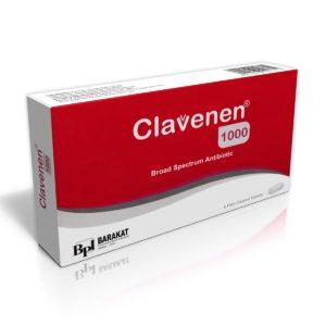Clavenen-1000 - Barakat Pharma