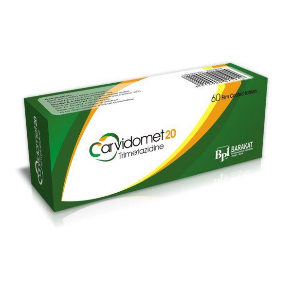 Carvidomet 20 - Barakat Pharma