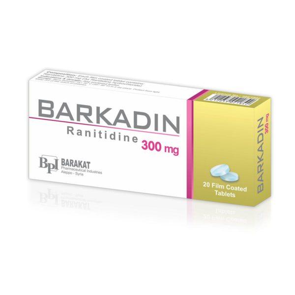 Barkadin 300 - Barakat Pharma