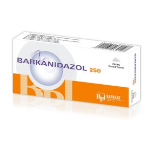 Barkanidazol 250 - Barakat Pharma