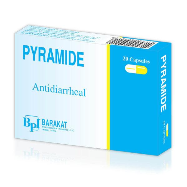Pyramide - Barakat Pharma