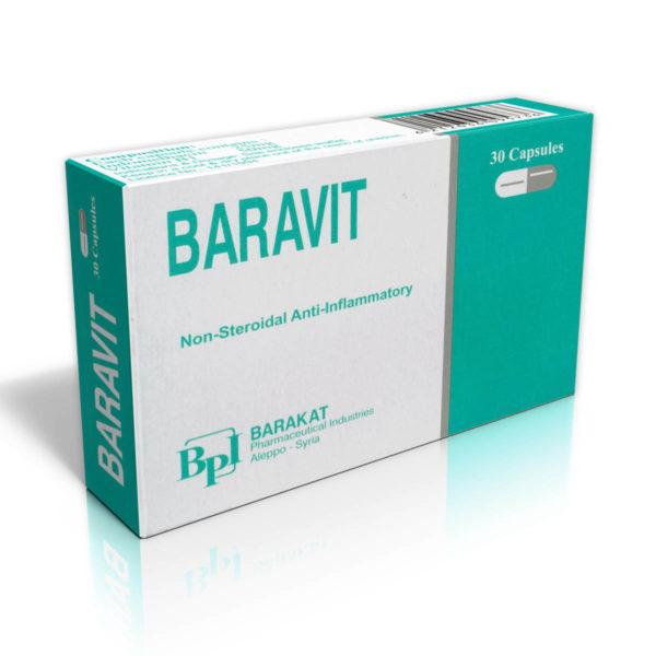 Baravit - Barakat Pharma