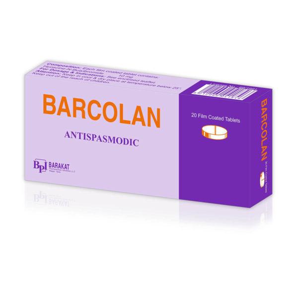 Barcolan - Barakat Pharma