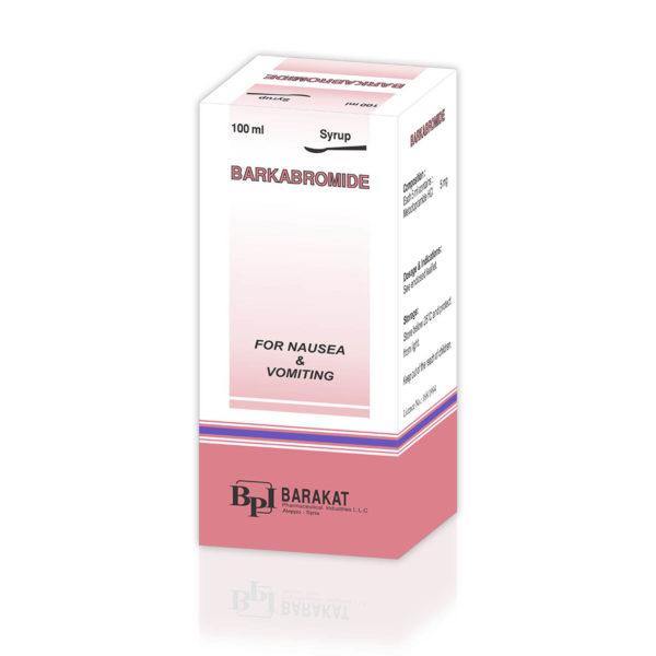 Barkabromide - Barakat Pharma
