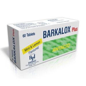Barkalox Plus - Barakat Pharma