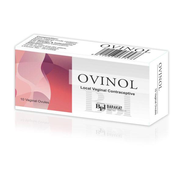 Ovinol - Barakat Pharma